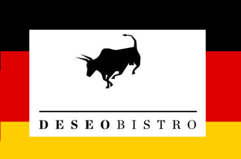 Deseo - German Dinner Logo